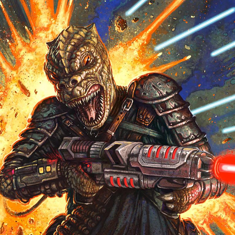 The Dragon of Dordrien - Locke