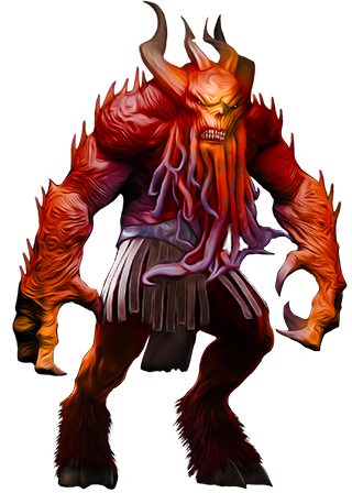 Balbuziel le bearded devil