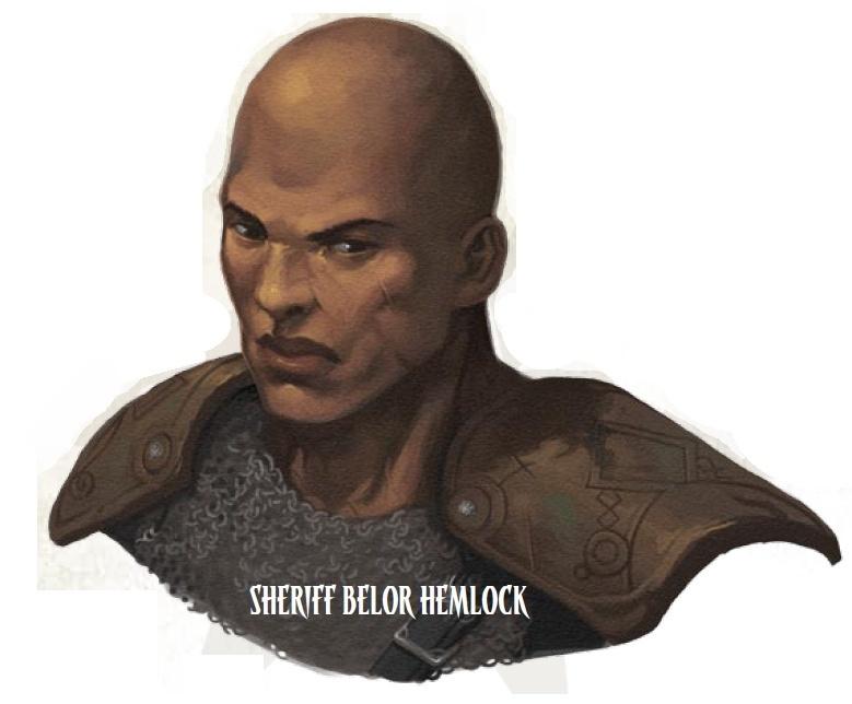 Sheriff Belor Hemlok