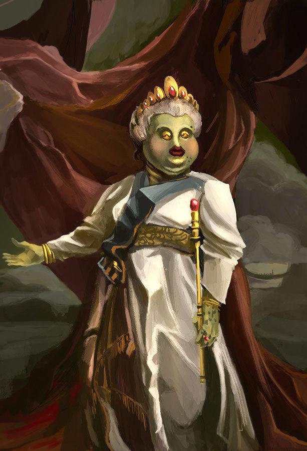 The Slaver King