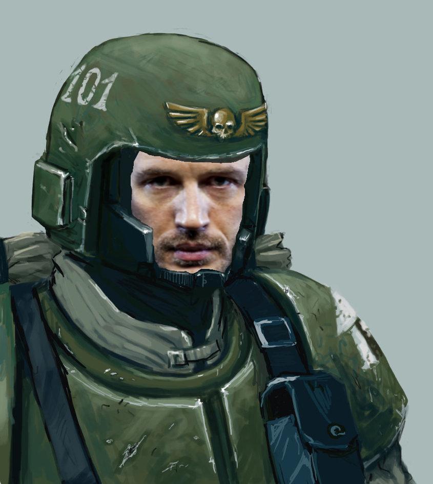 Trooper Barclay de Tolly