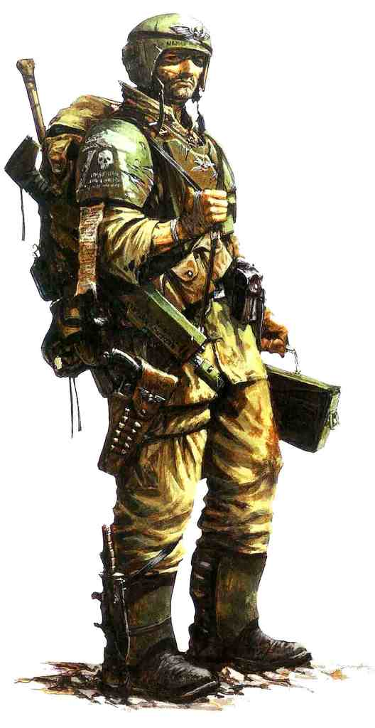 Trooper Damian Thrawn