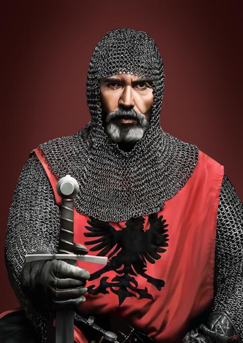 Gaern, Knight of Newton