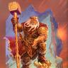 "King Baern, ""Golden Sole"""