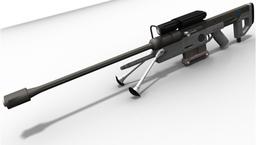 A8 Sniper Rifle