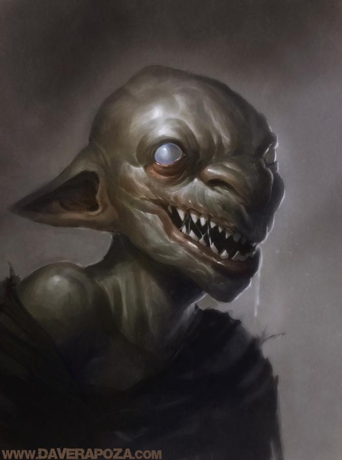 Undead Goblin