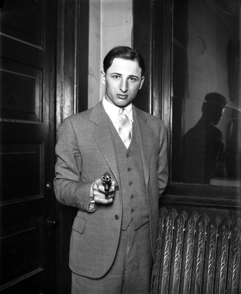 Detective Patrick Mahone