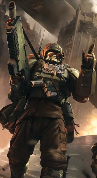 Corporal Draxton Maddox