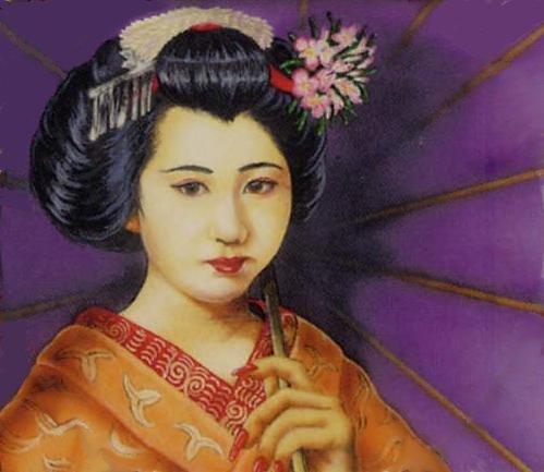 Tomiko the Geisha