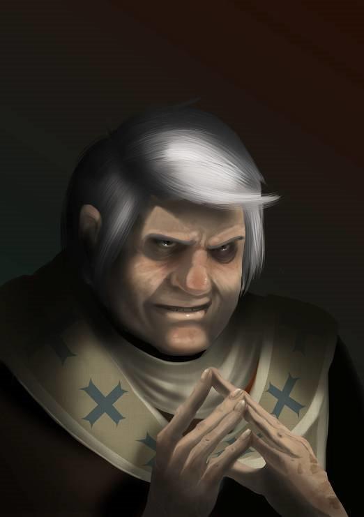 Confessor Baedel Vhink