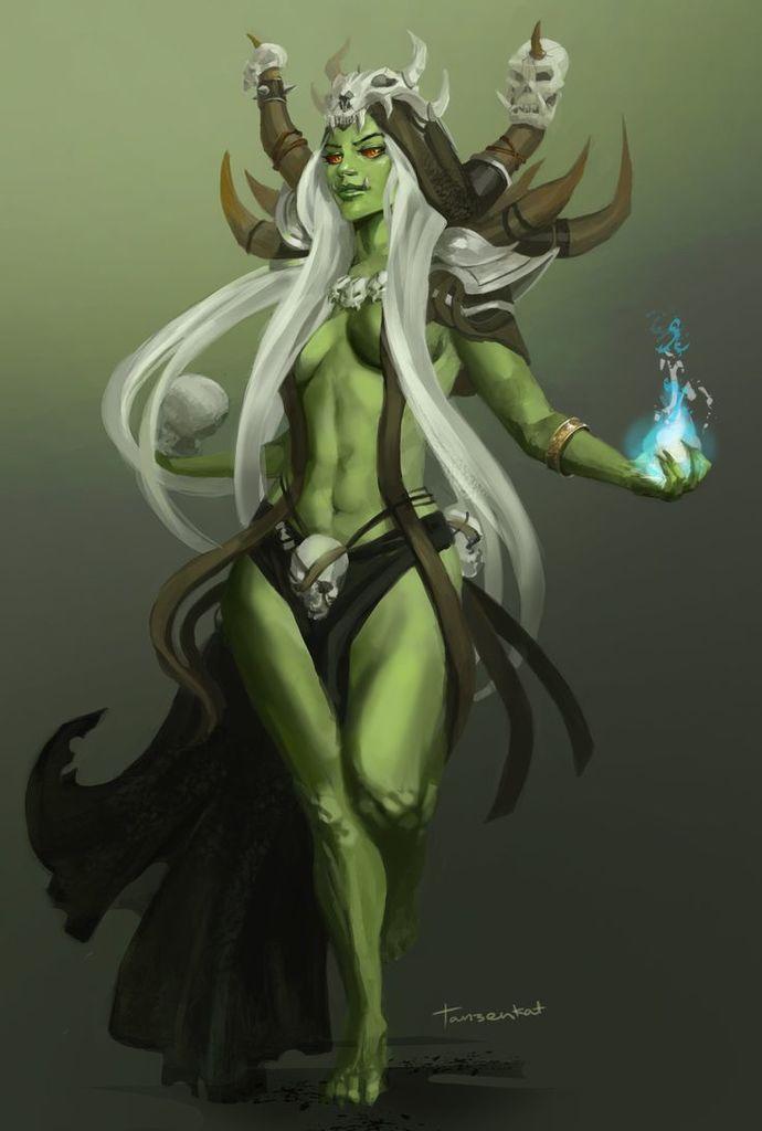 Xandrilla, Bane of Thuul