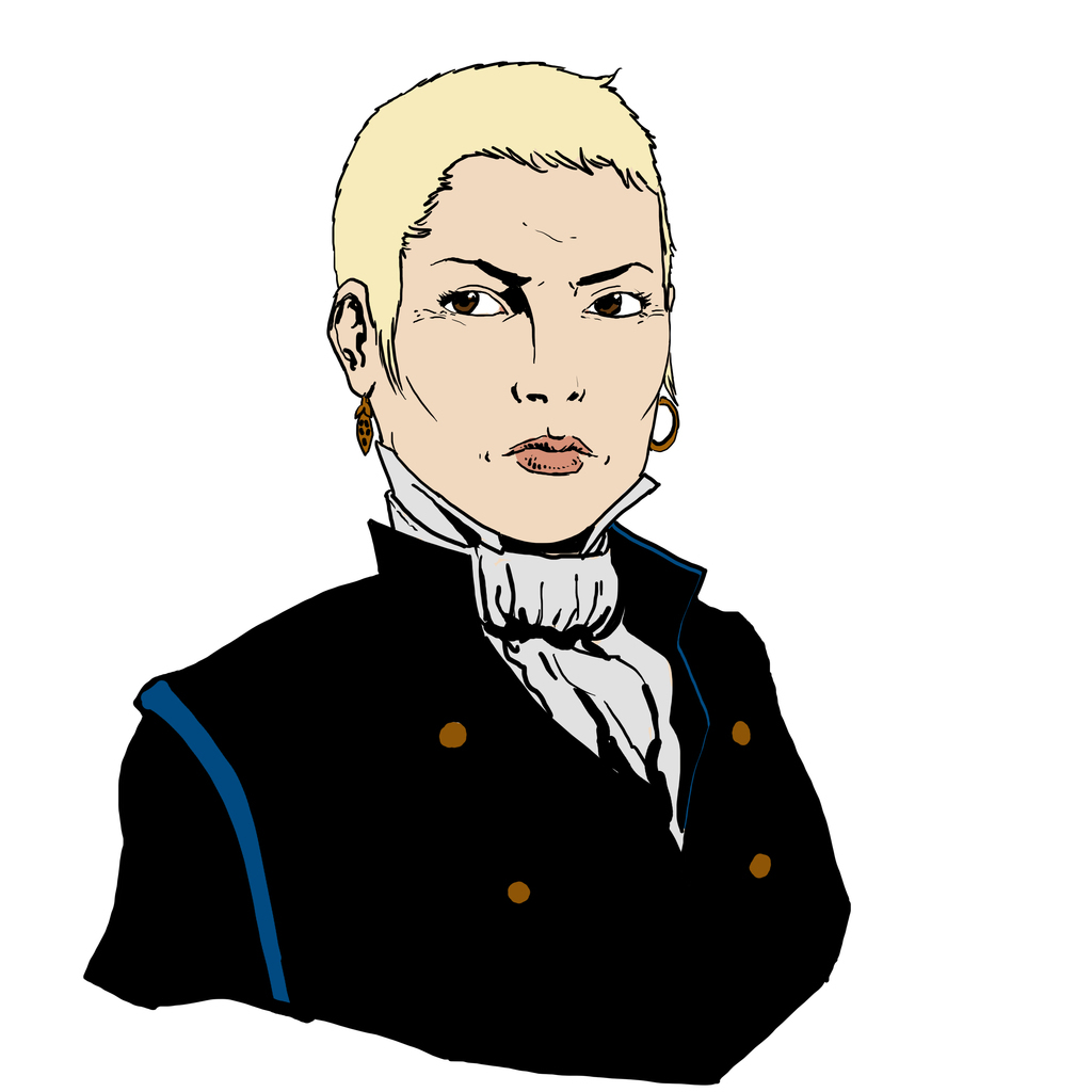 Lady Inspectress Margaret Saxby