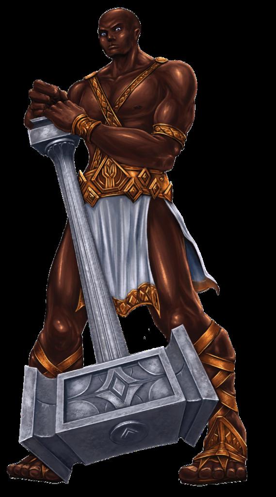 Brontes God-Hammer