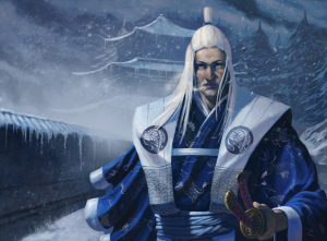 Doji Hikaru of House Kotagama