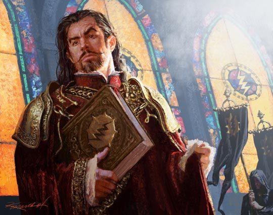 Father Rimaro Chernin