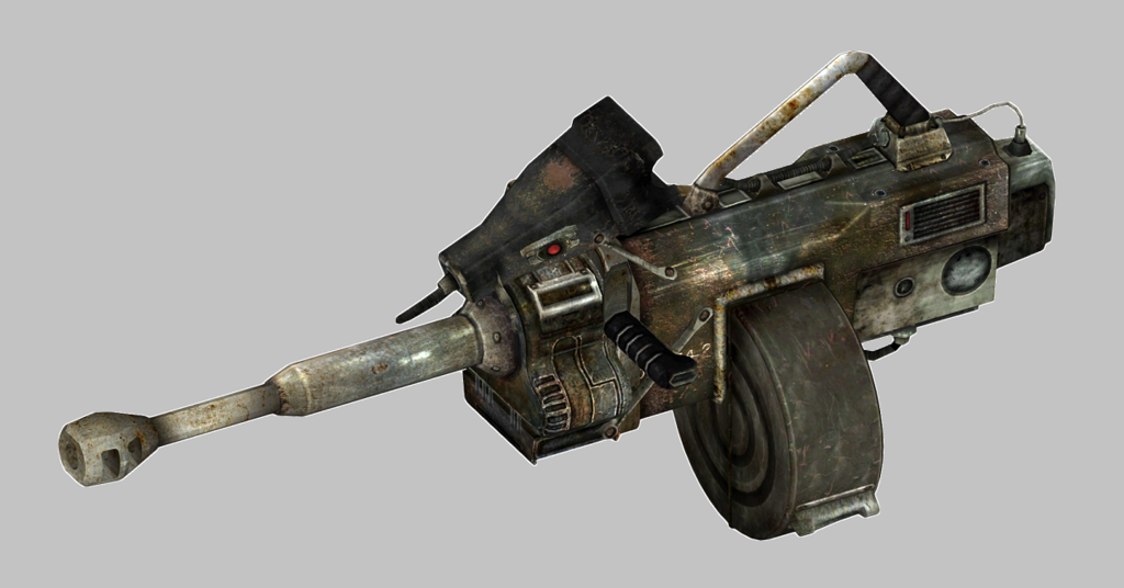 Heavy Grenade Launcher