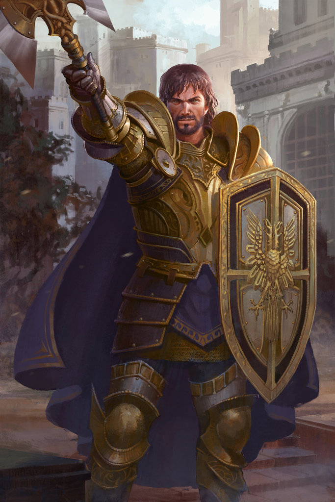 Daelegoth Orndeir, Dawnmaster