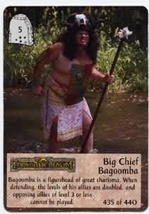 Big Chief Bagoomba