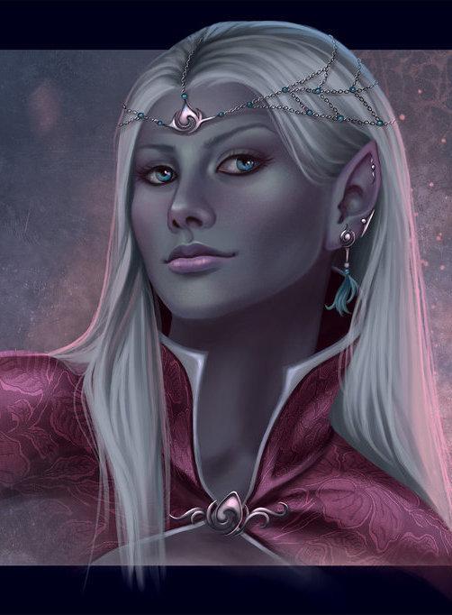 Lady Serica Tor'lyl