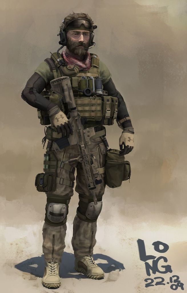 Specialist Max Cairns