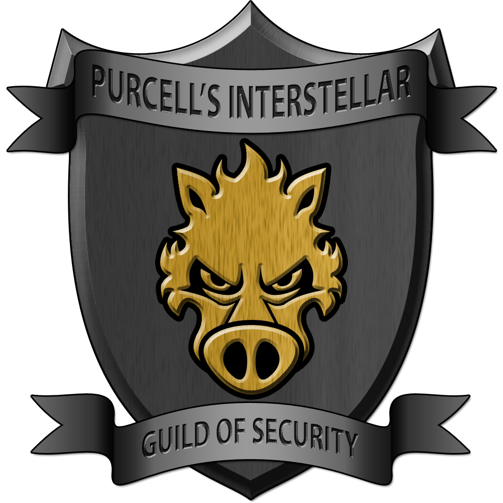 Purcell's Interstellar Guild of Security