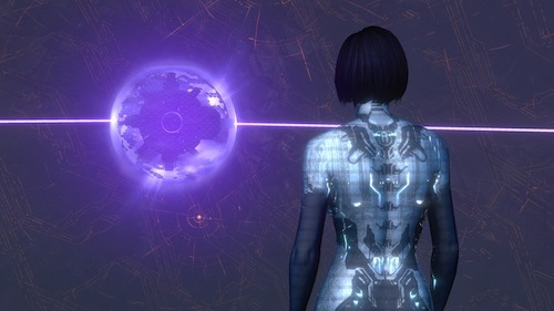 Cosmic Mirage