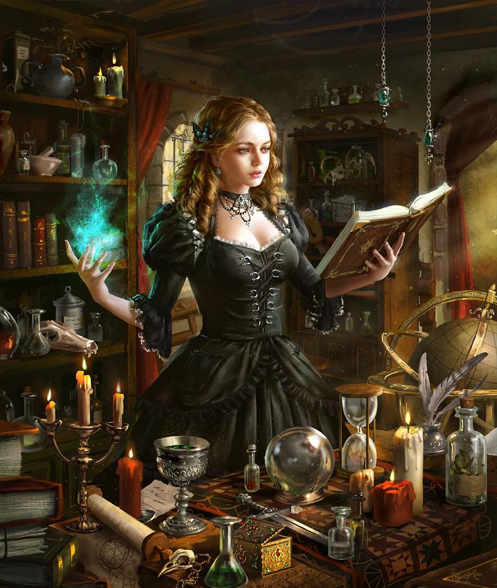 Rebekah Ravenwood