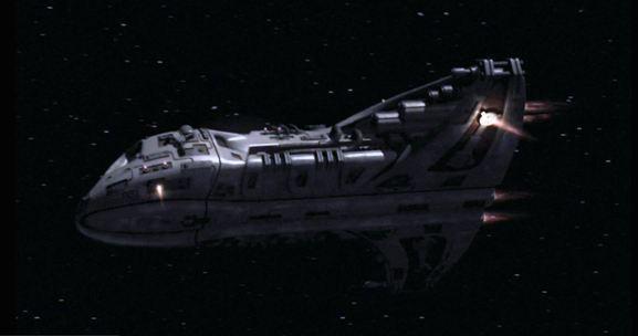 Selmak's Shuttle