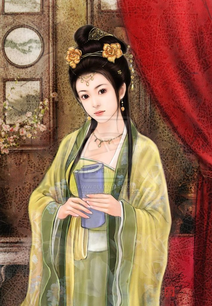 Imperial Princess of the Song Dynasty Meng