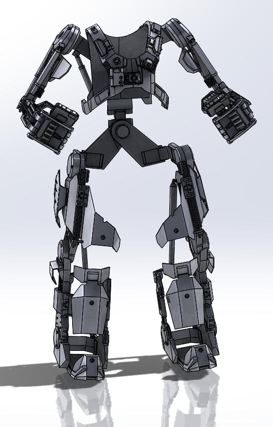 M-2 Labor Power Armor