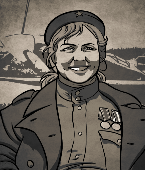 "Capt. Emilia ""Emma"" Kabanova"