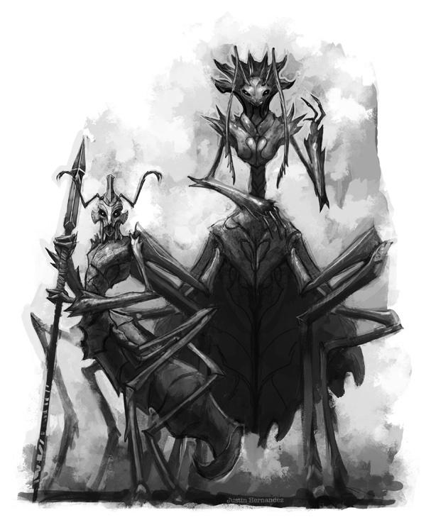Hive Queen (Hybrid)