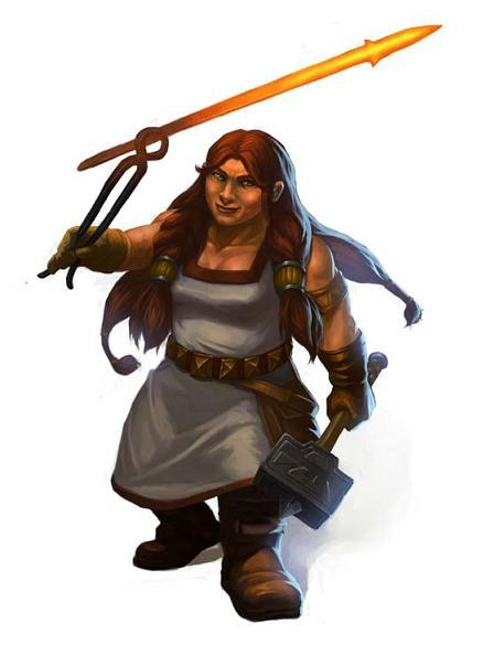 Honora Fiora Forgehammer