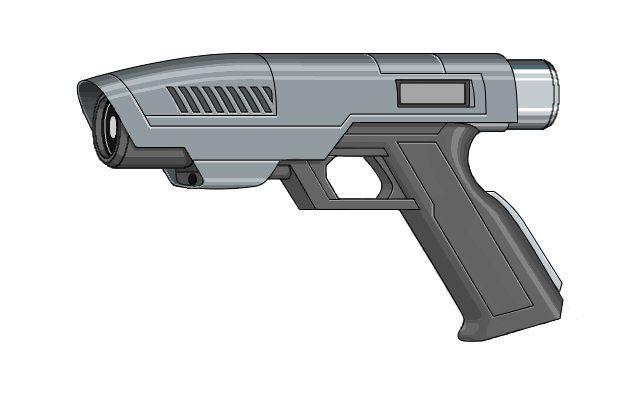 Standard Laser Pistol