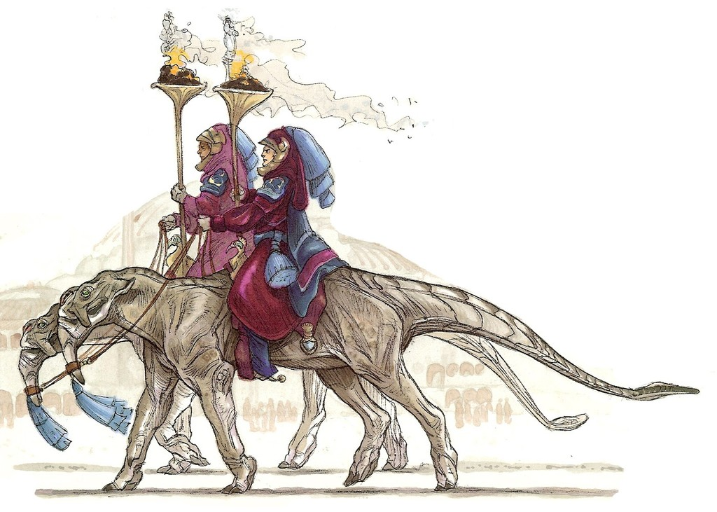 Dayrik the Adamite Templar