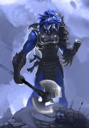 Drachedandion Raventh