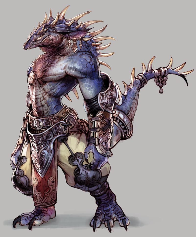 Dmitri, Dragonborn Eldritch Knight