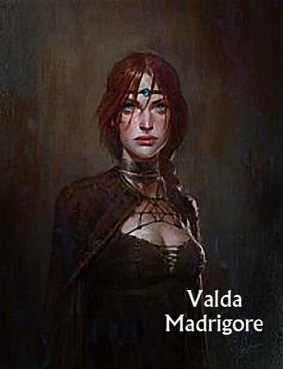 Valda Madrigore