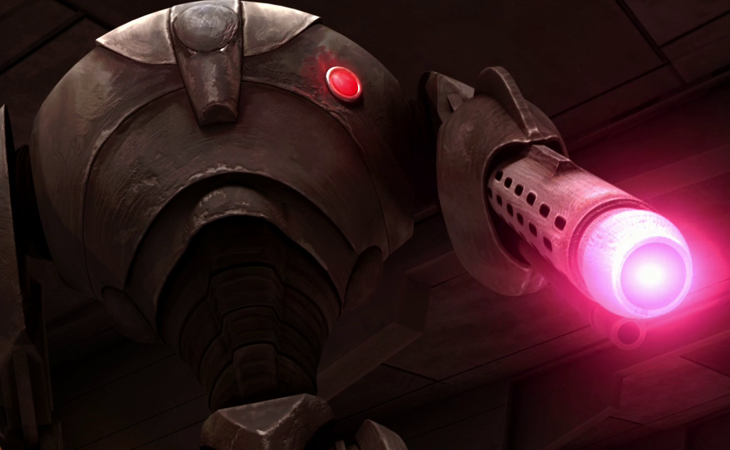 B2 Battle Droid