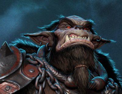 Grulk the Goblin Emperor