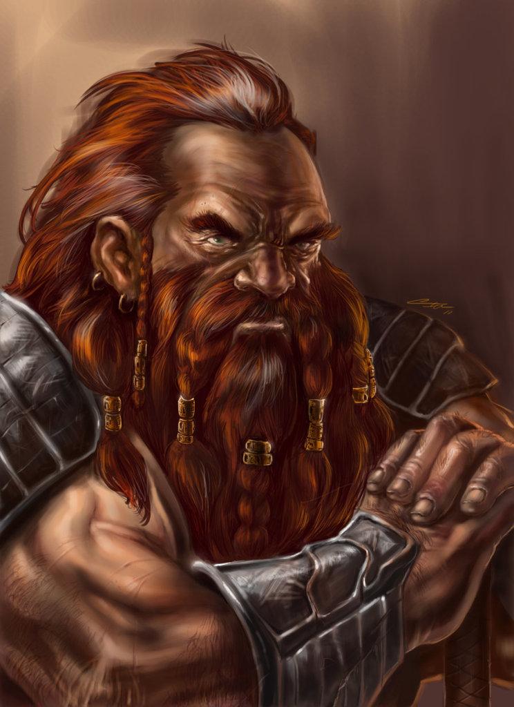 Damtor Bronzebeard