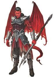 Misfortune Devil