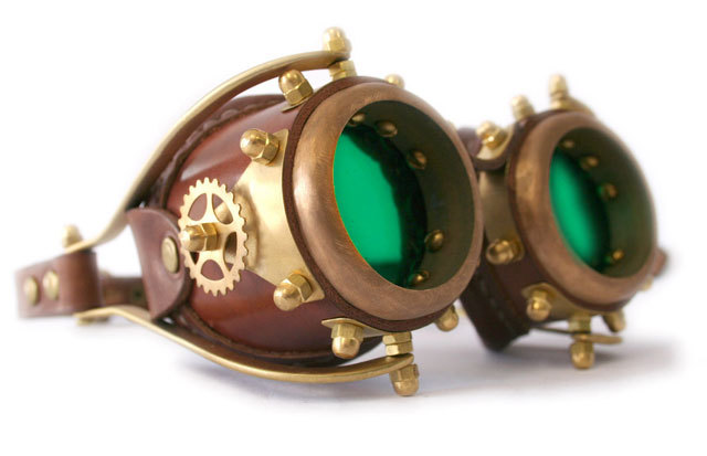 Magic Item- Goggles of the Night