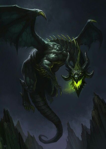 Arkan the Black Dragon