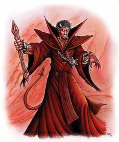 Asmodeus, God of Tyranny