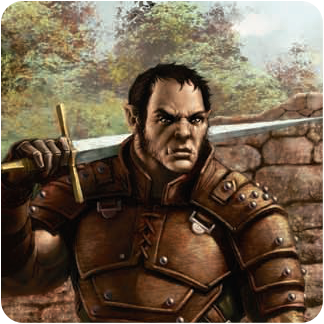 Borack the Half-Orc Tyrant