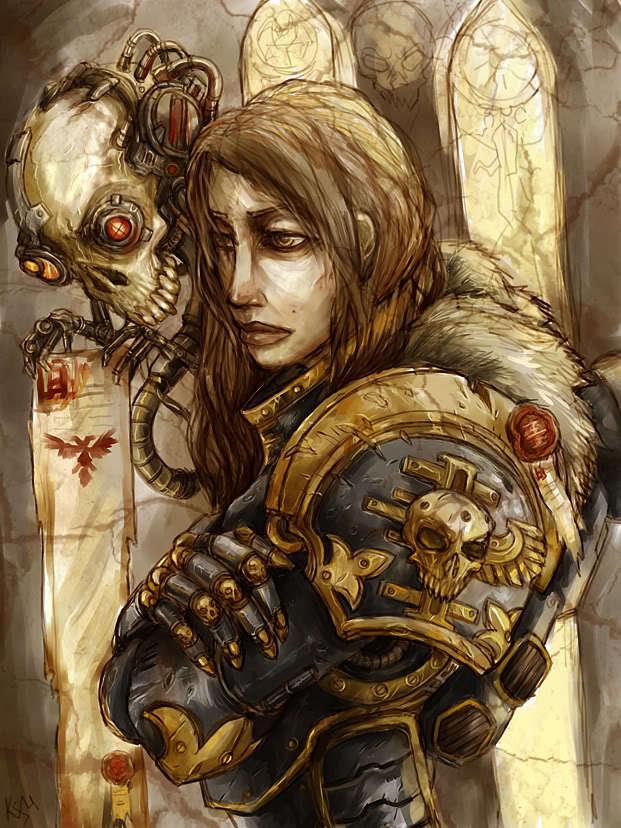 Inquisitor Teyarna Gwonos