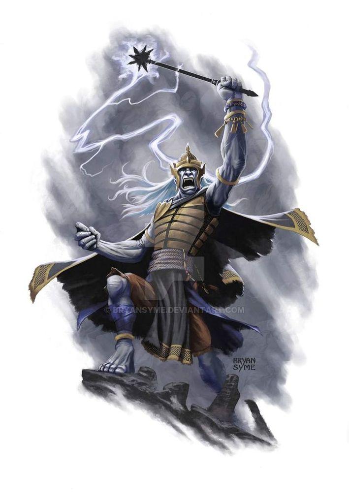 Kralas Altostratus, Wind Dancer of Asgorath