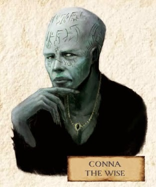 Conna the Wise