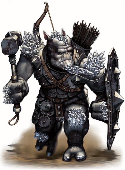 Grannov Earthsworn